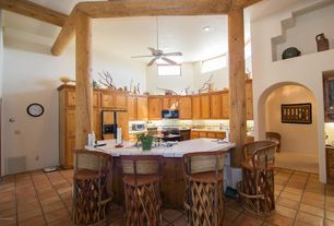 Southwestern Kitchen Cabinets southwestern kitchen design ideas & pictures | zillow digs | zillow
