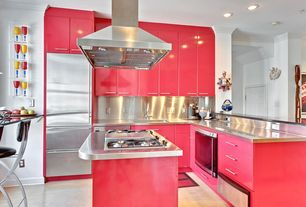 Modern Pink Kitchen Design Ideas & Pictures | Zillow Digs | Zillow