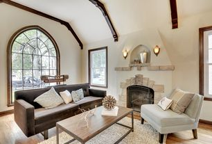 Living Room With Stone Fireplace mediterranean living room stone fireplace | zillow digs | zillow