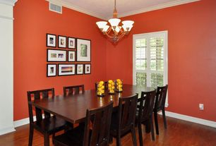 Budget Orange Dining Room Design Ideas & Pictures | Zillow Digs ...