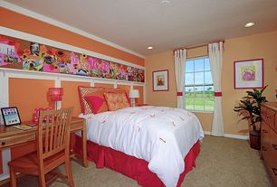 Kids Bedroom Carpet orange kids bedroom carpet design ideas & pictures | zillow digs