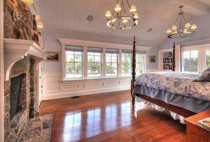 master bedroom wainscoting design ideas  pictures  zillow digs, Bedroom decor
