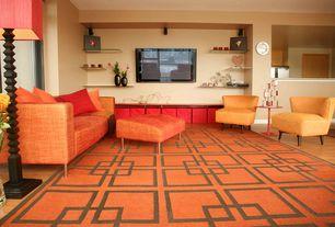 Orange Living Room Design Ideas Amp Pictures Zillow Digs