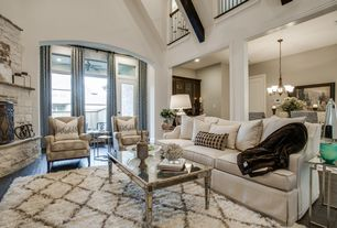 Greige Living Room traditional sherwin-williams perfect greige living room | zillow