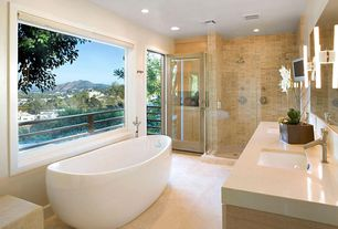 Luxury Contemporary Master Bathroom Zillow Digs Zillow