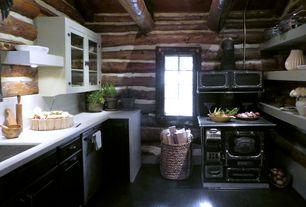 Dark Rustic Kitchen rustic black kitchen design ideas & pictures | zillow digs | zillow