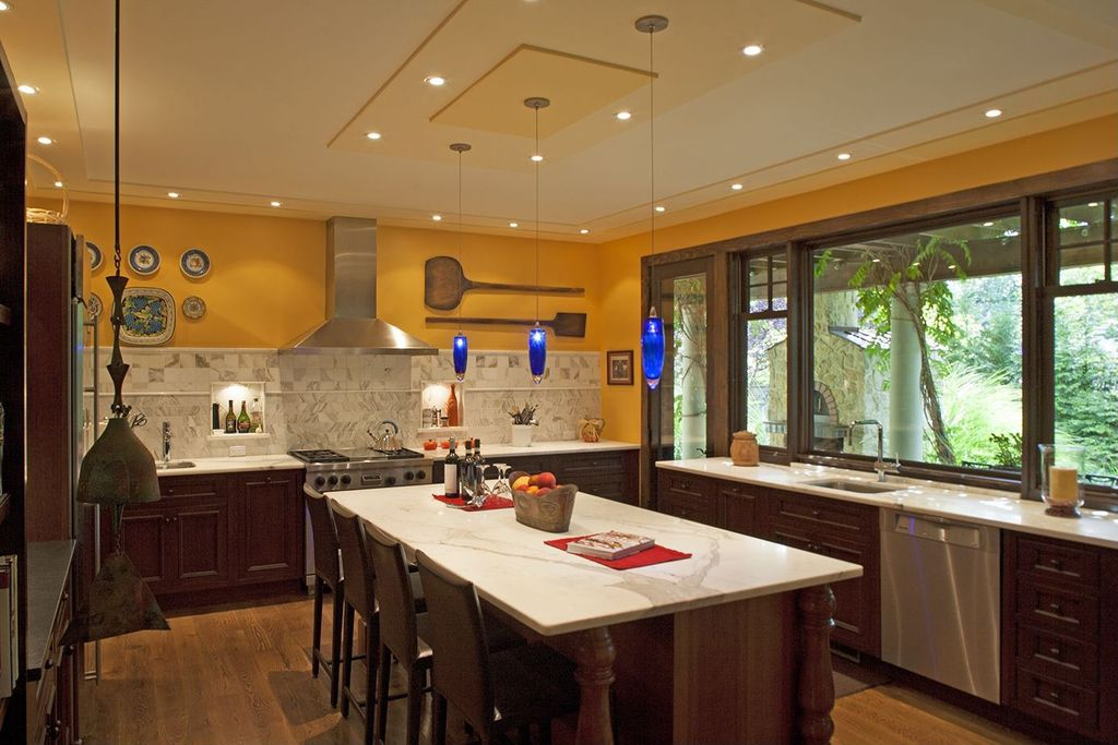 Modern Kitchen By Colangelo Associates Architects Zillow
