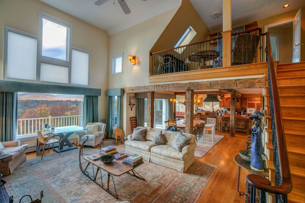 Country Great Room With Open Concept By Smith Macdonald Group Zillow Digs Zillow