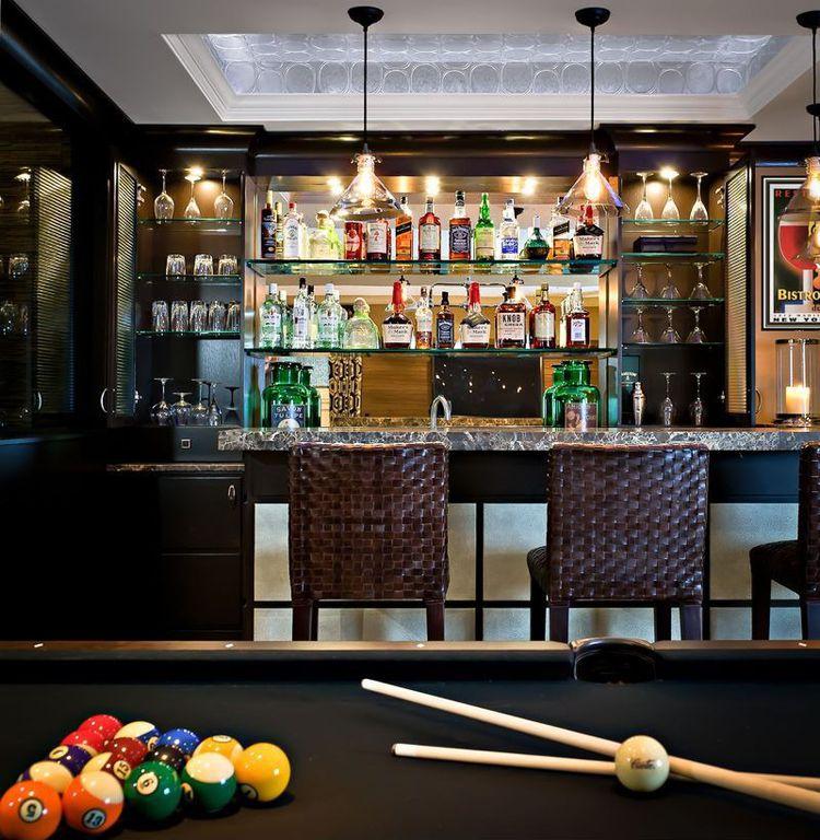 Modern Bar By Evelyn Benatar