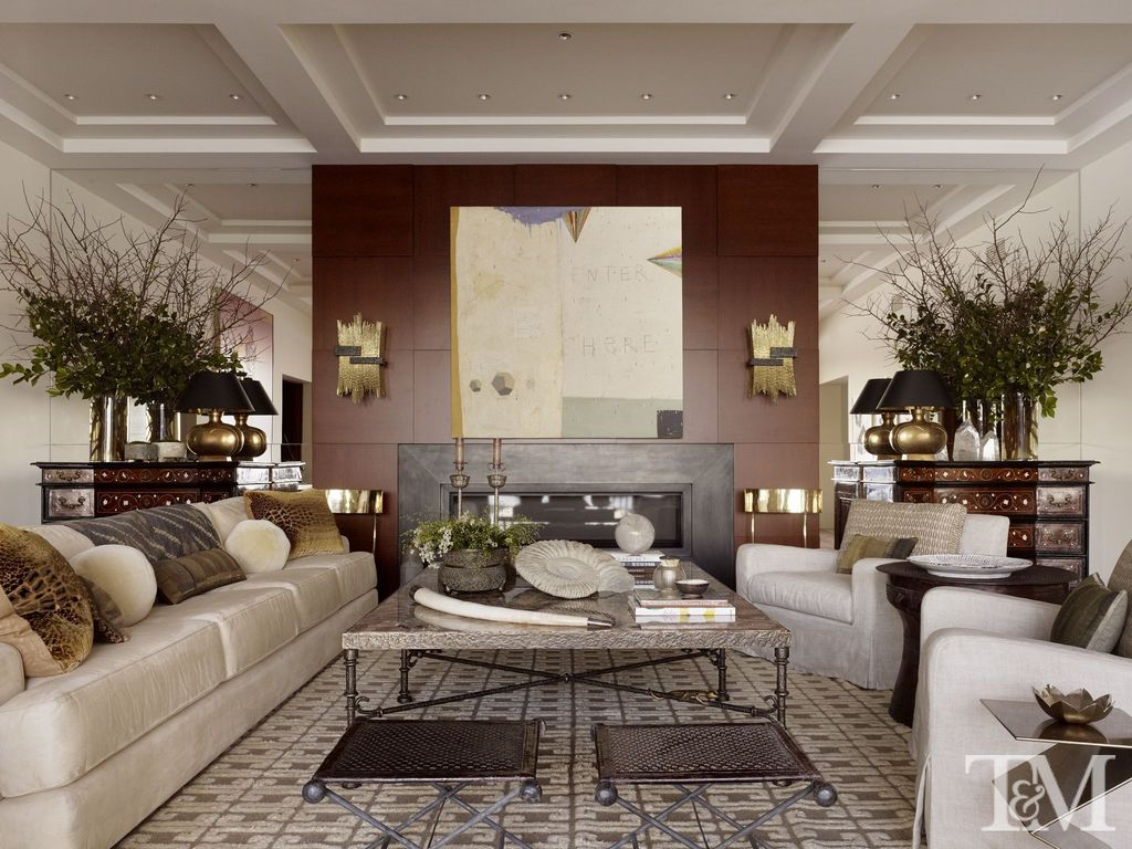 contemporary living room with carpet by suzanne tucker zillow