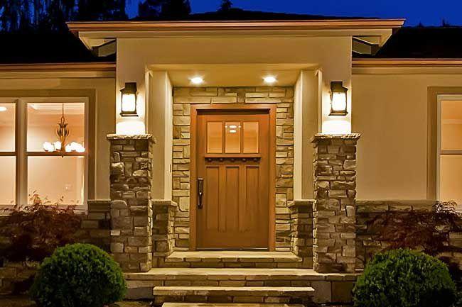Marvelous Craftsman Front Door By Bill Fry Zillow Digs Zillow Inspirational Interior Design Netriciaus
