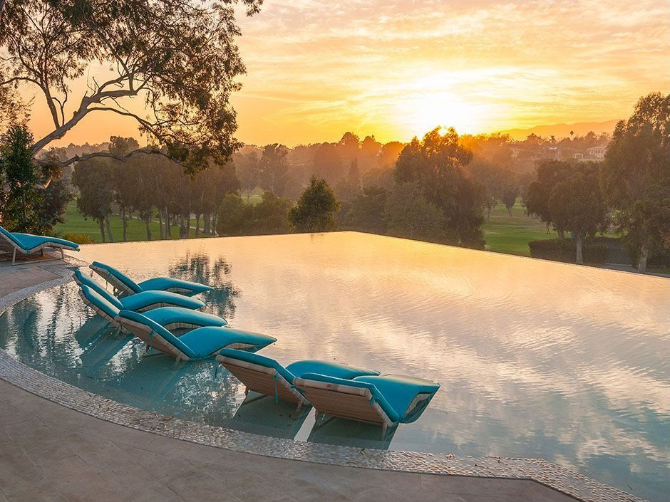 Contemporary Swimming Pool with Zuo Modern Sydney Lounge Chair Espresso   Infinity poolContemporary Swimming Pool with Infinity pool   Zillow Digs   Zillow. Modern Yellow Lounge Chair. Home Design Ideas