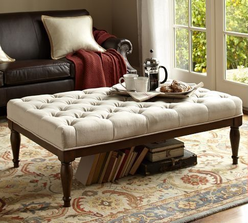 Tufted Ottoman Ideas - Design, Accessories & Pictures | Zillow ...