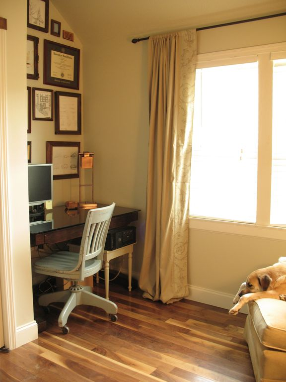 deluxe wooden home office. Traditional Home Office With Hardwood Floors, Star Deluxe Wooden Bankers Chair In Antique White C