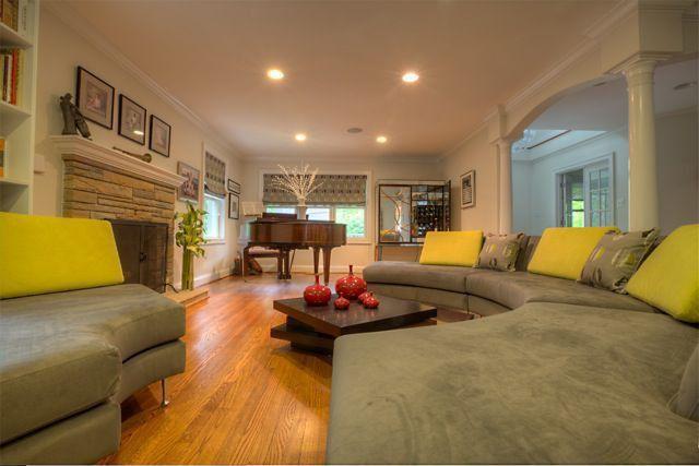 Ultra Modern Living Room modern living roomleedesigninc | zillow digs | zillow
