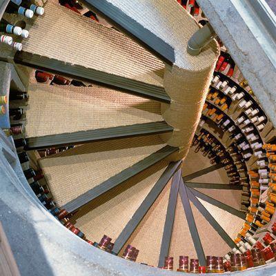 Contemporary Wine Cellar With Custom Wine Storage By Brad