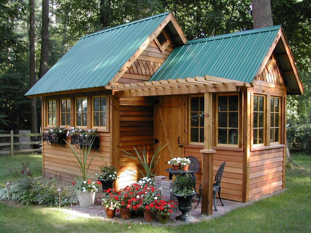 Garden Shed Ideas - Design, Accessories & Pictures | Zillow Digs ...