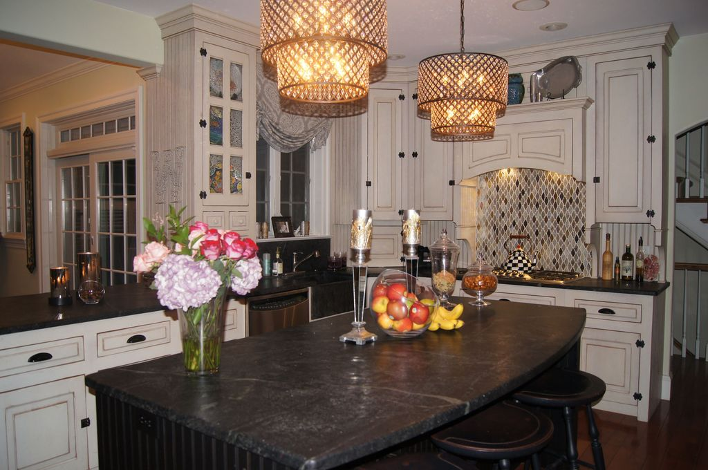 eclectic kitchenbella home decor | zillow digs | zillow