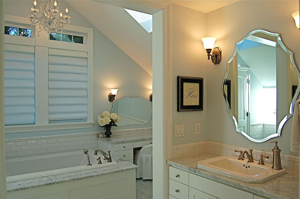 Frameless Mirrors For Bathrooms frameless bathroom mirrors. w reeded sea glass wall. large framed