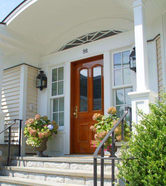 Glass Panel Exterior Door traditional front door with glass panel doortim bray | zillow