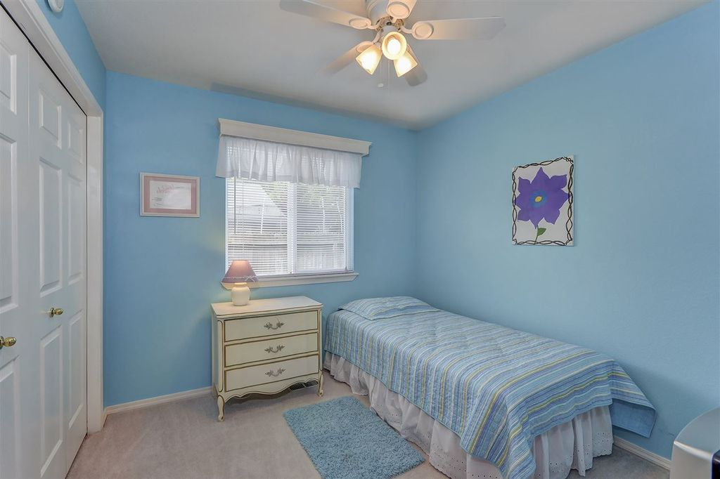Traditional Kids Bedroom With Flush Light Carpet In Boise Id