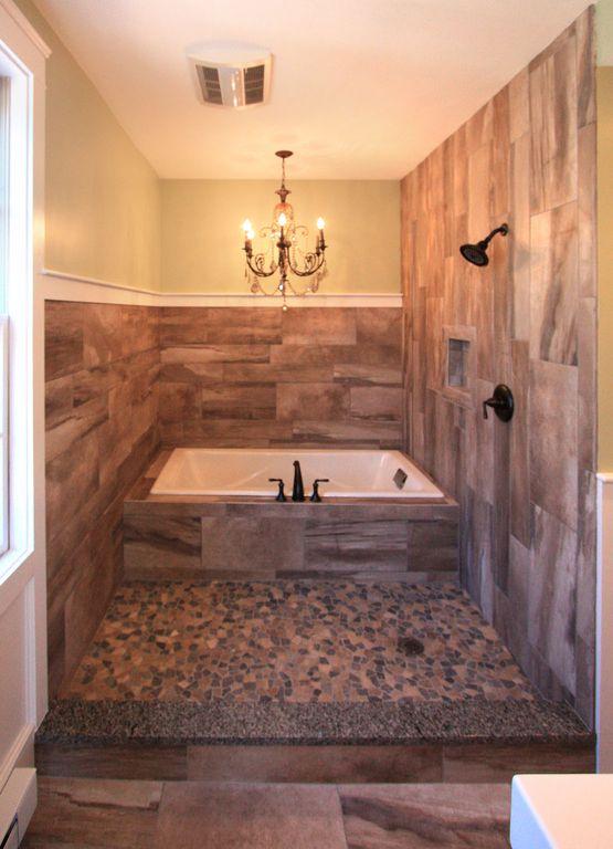 Master Bathroom Natural Stone contemporary master bathroom with master bathroomjps