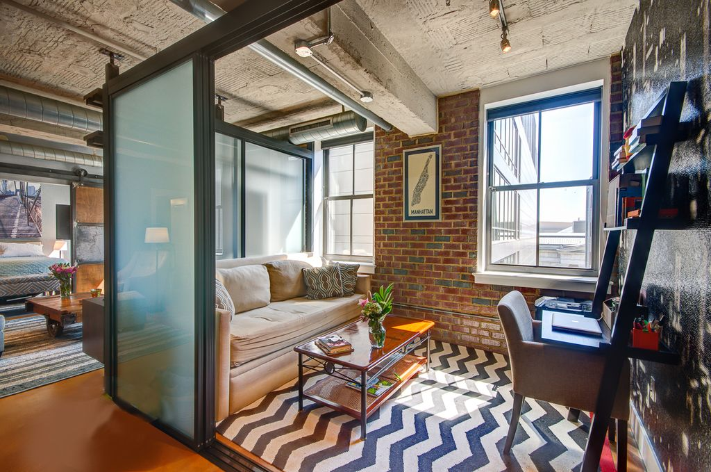 Great Room with Studio apartment & High ceiling in WASHINGTON, DC ...