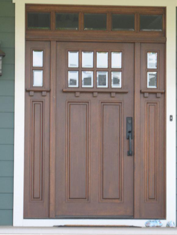 craftsman front doorCraftsman Front Door by charles hendricks  Zillow Digs  Zillow