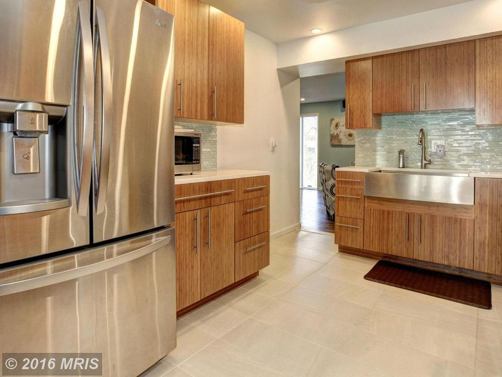 Ceramic tile rockville md columbialabelsfo contemporary kitchen with ceramic tile u0026 limestone counters in dailygadgetfo Image collections