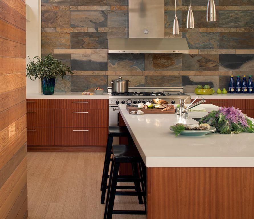 Contemporary Kitchen By Kasten Builders