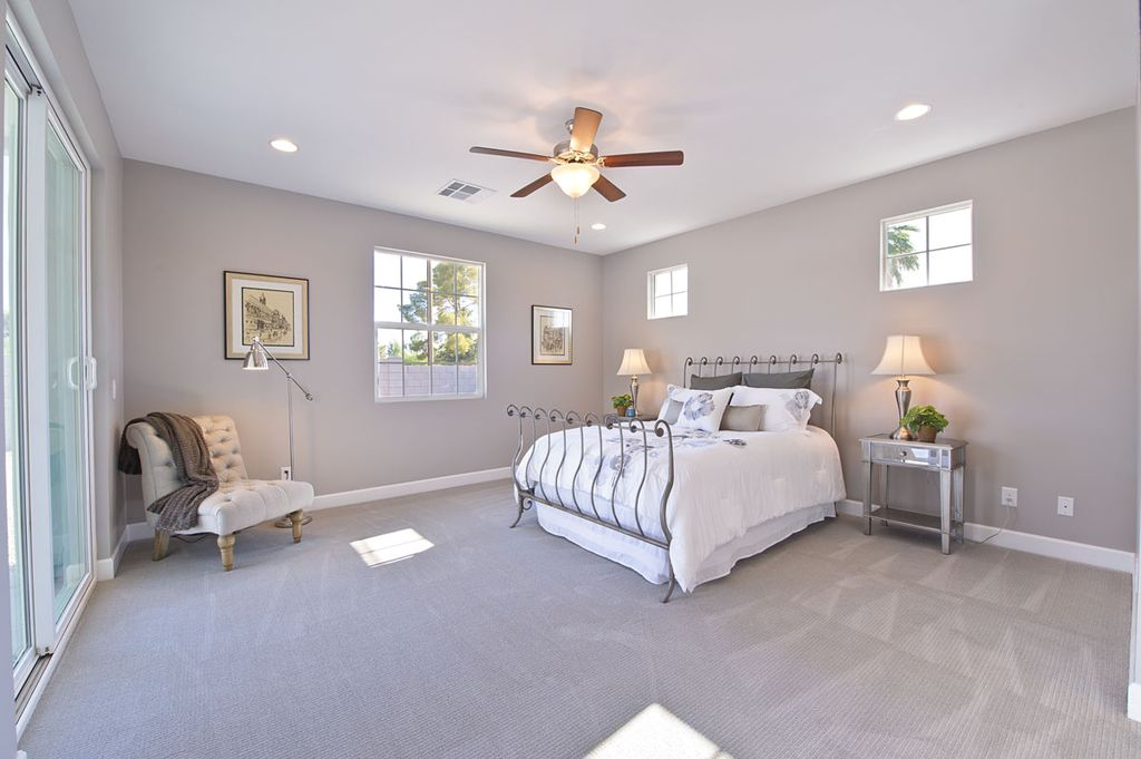 white carpet bedroom. traditional master bedroom with hutton off-white linen-look button tufted armless chair, white carpet c