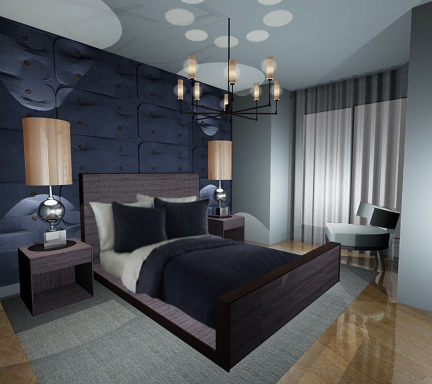 Contemporary Master Bedroom With Laminate Floors By Kent Brasloff Zillow Digs Zillow