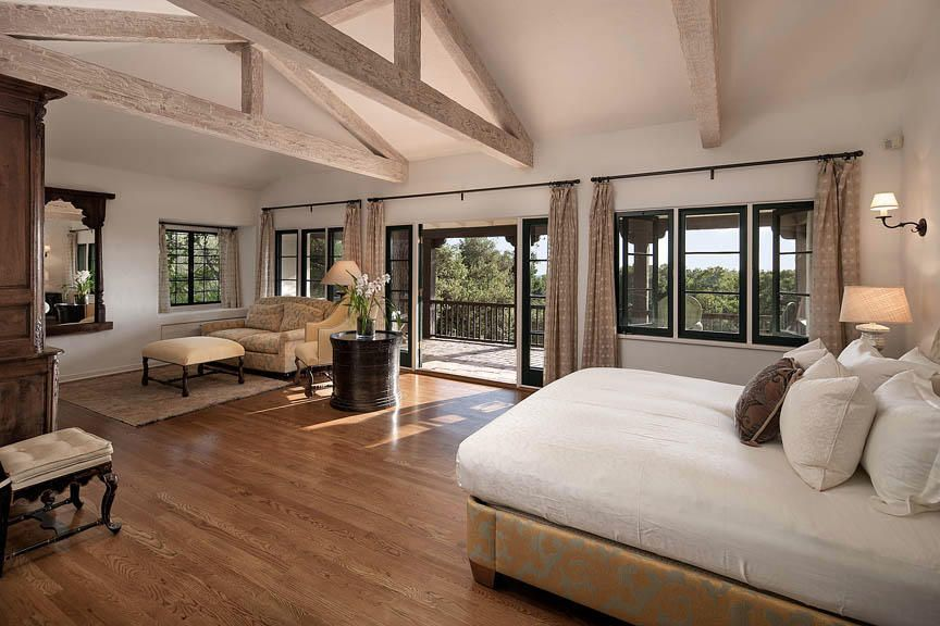 Craftsman Master Bedroom With High Ceiling Wall Sconce In Santa Barbara Ca Zillow Digs Zillow