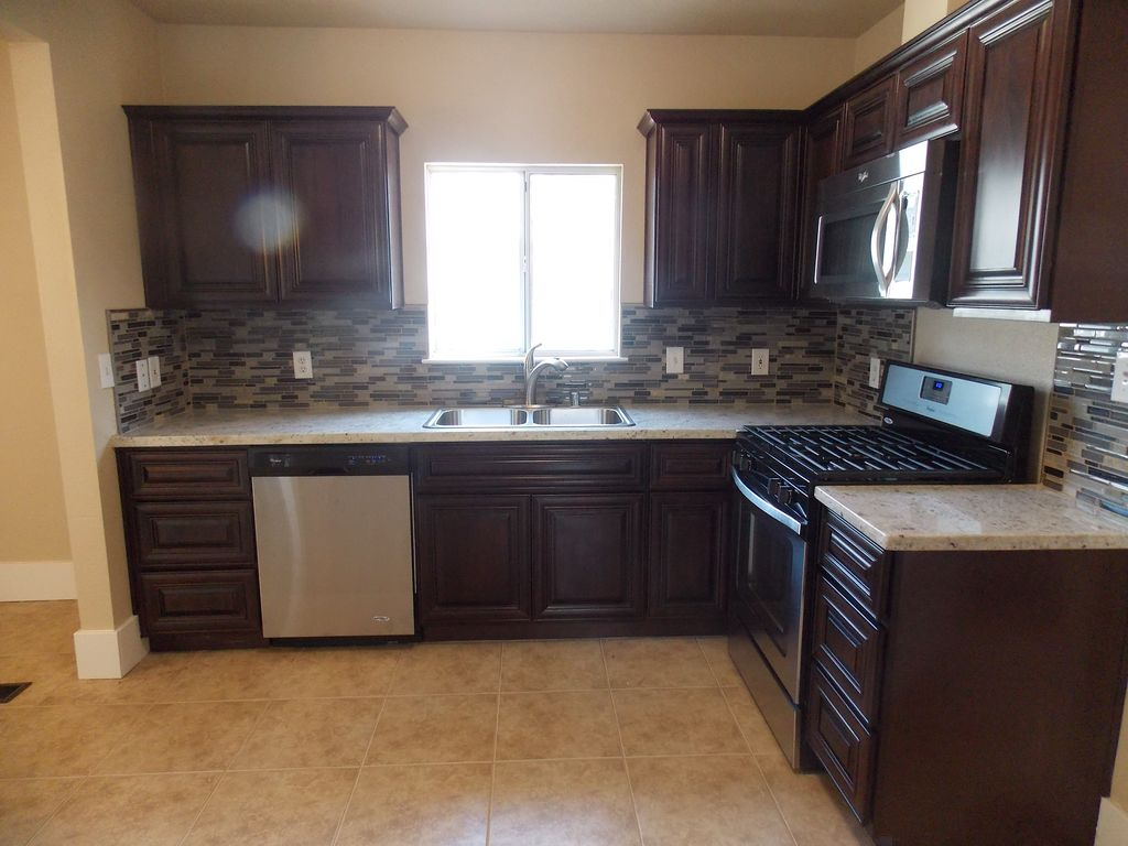 Raised Kitchen Floor Traditional Kitchen With Ceramic Tile L Shaped In Sacramento Ca