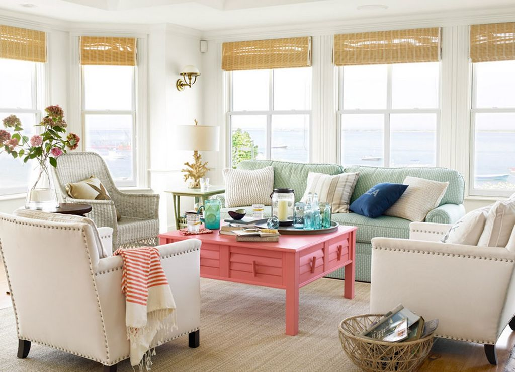 2nd Place. Zillow Digs   10 beach cottage decor ideas   Zillow
