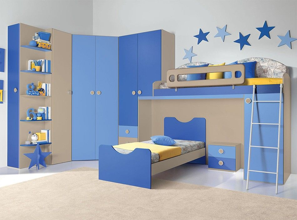 Modern Kids Bedroom with Built in bookshelf  Bunk beds  High ceiling  Carpet. Modern Bedroom Ideas   Design  Accessories   Pictures   Zillow