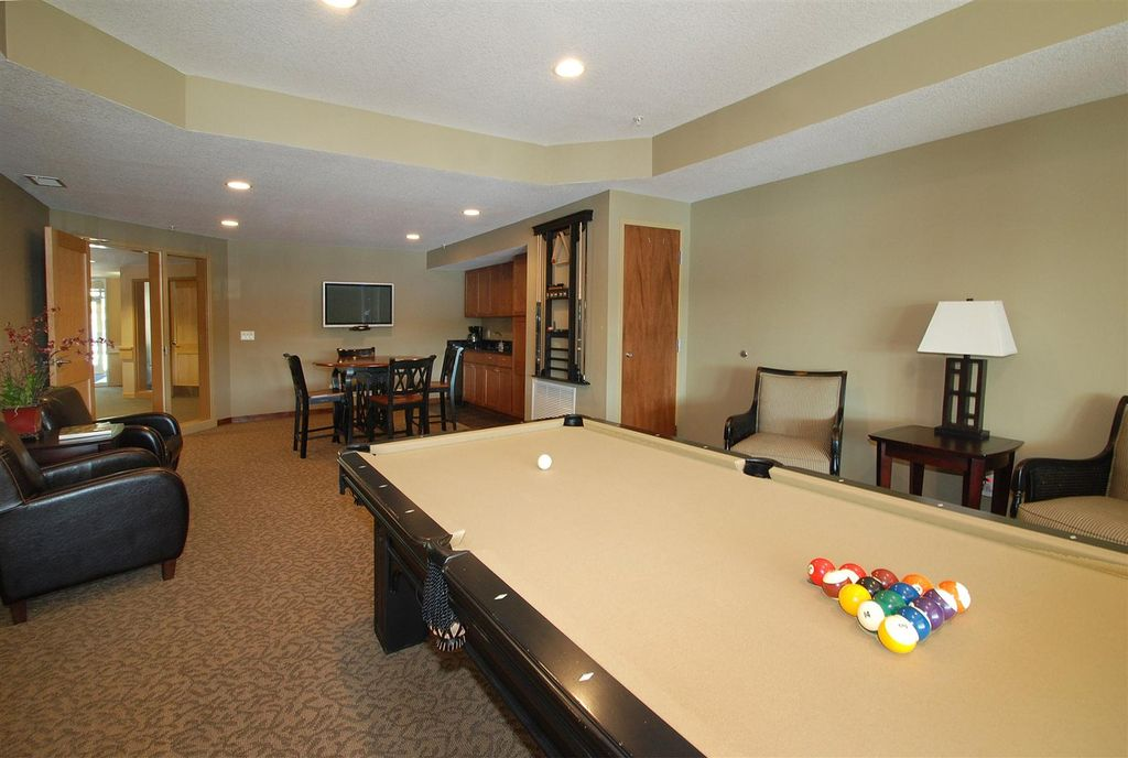 Traditional Game Room With Shaw Skyline In Grove Park, Pool Table,  Covington 8u0027