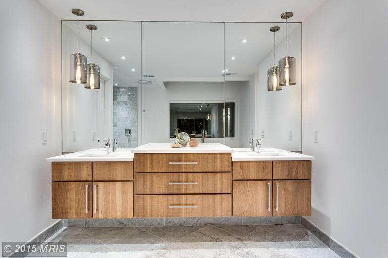 Mini Pendant Lights For Bathroom modern full bathroom with pendant lightjackie turner | zillow