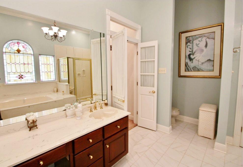 Master Bathroom Chandelier Picking A For