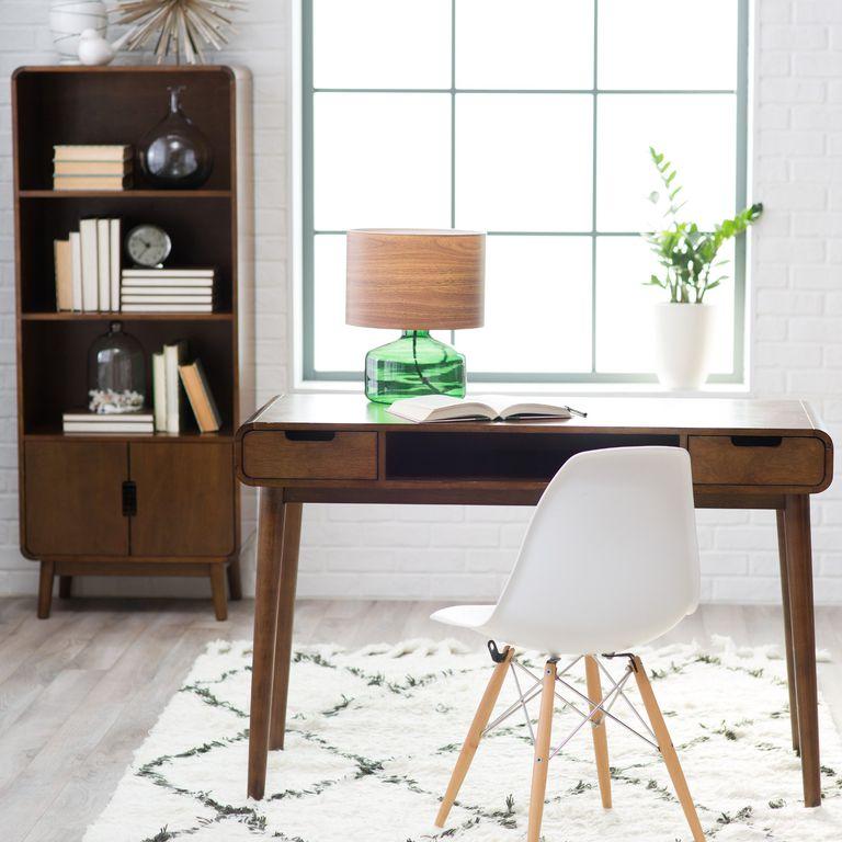 mid century modern office. 2nd Place Mid Century Modern Office C