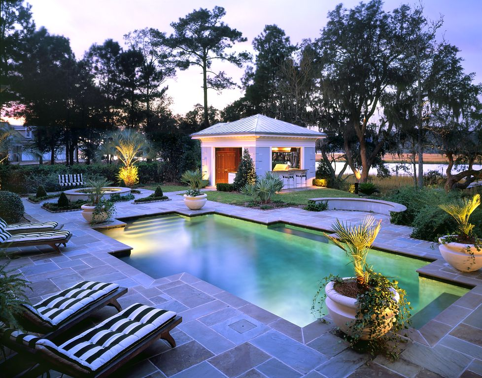 Contemporary Swimming Pools contemporary swimming pool with pathwayjeff suiter | zillow