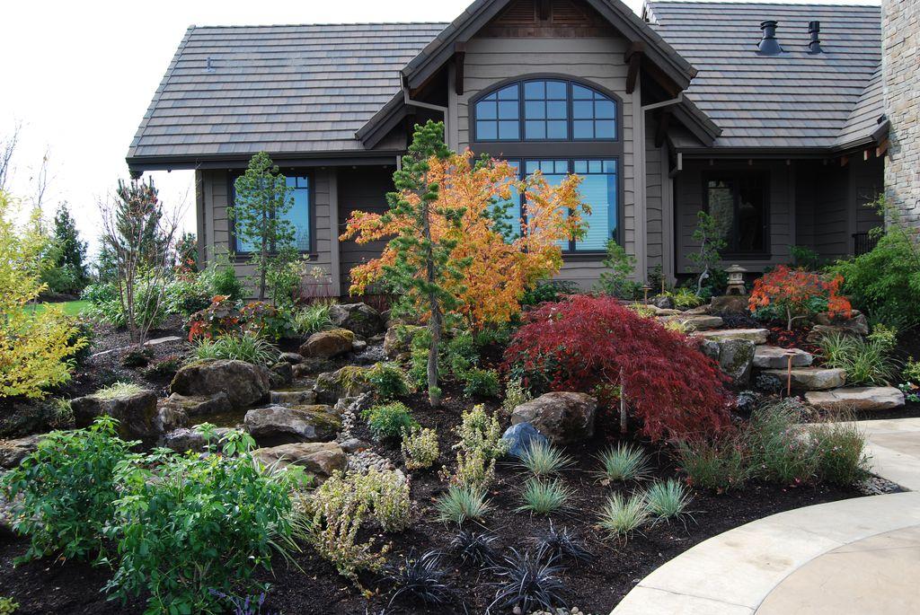 Residential Landscape Design Portland