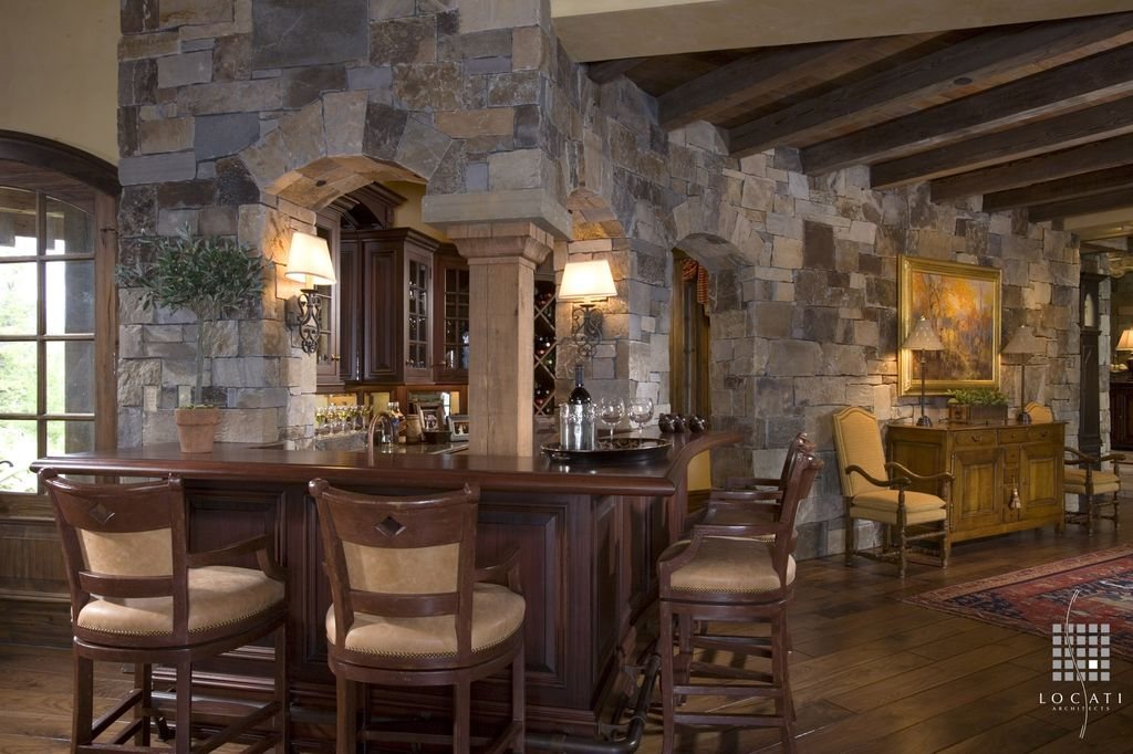 Interior Stone Wall Design Ideas & Pictures | Zillow Digs | Zillow