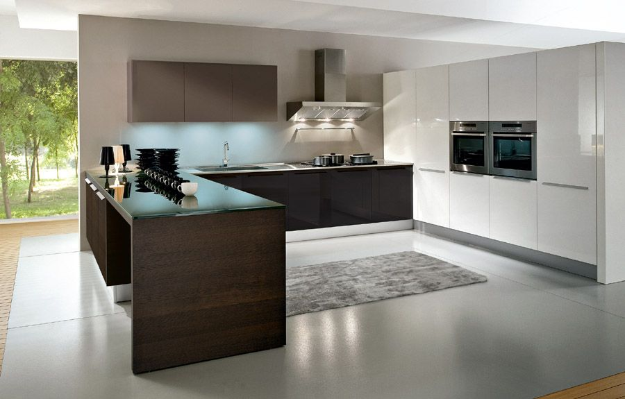 Contemporary Kitchen With Flush By Pedininy Zillow Digs