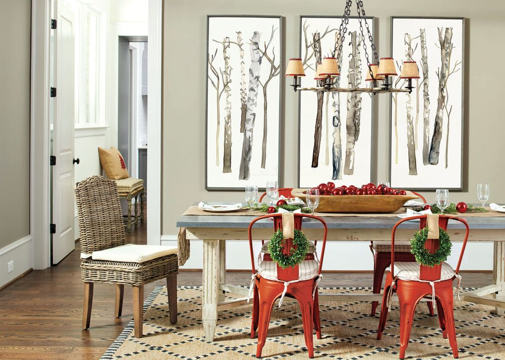 Cottage dining room by ballard designs zillow digs zillow for Ballard designs dining room