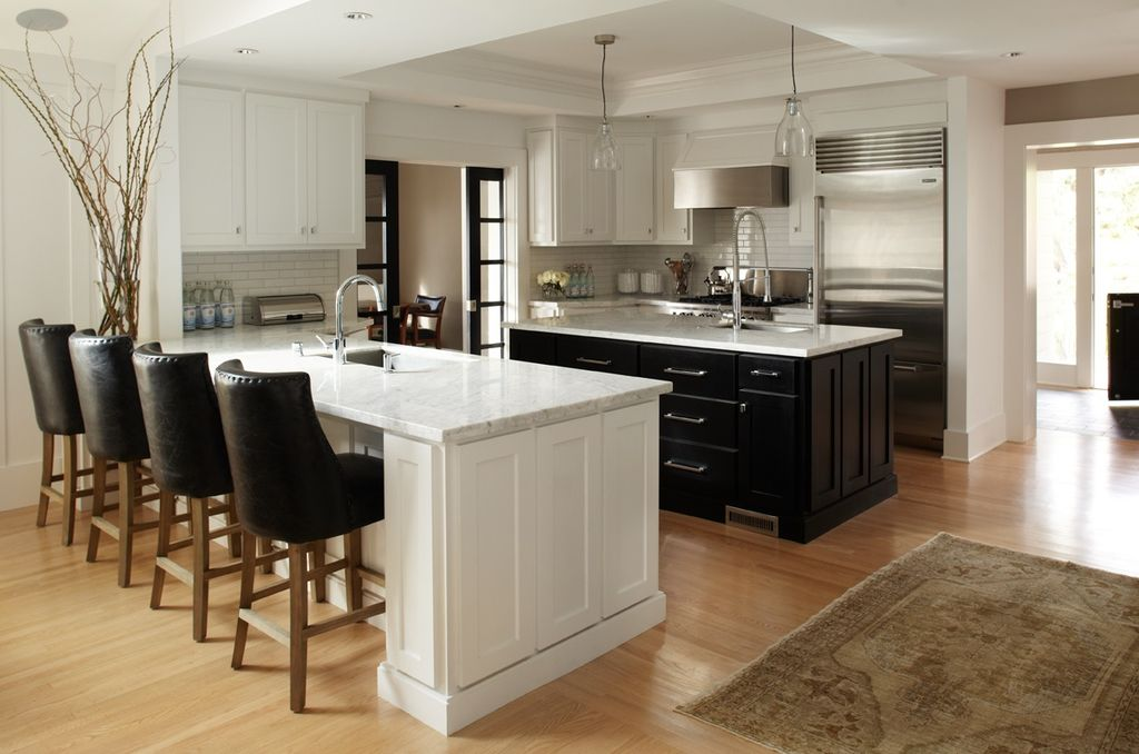 Kitchen Island Or Peninsula urrutia design boards - zillow digs | zillow