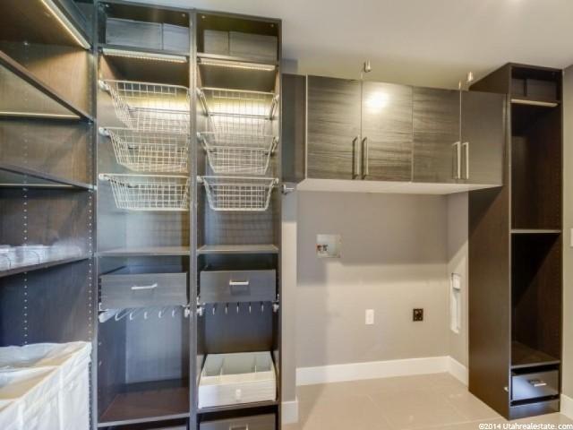 Closet With California Closets Custom Walk In Closet, Pull Out Hamper,  California Closets