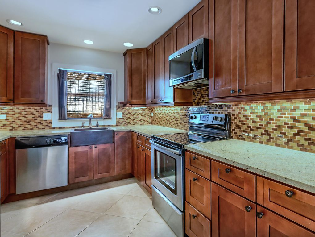 Mission Style Kitchen  Home