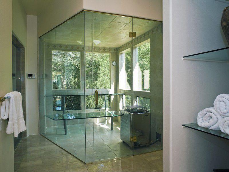 Masters Bathroom Heater contemporary master bathroom with master bathroom & sauna in