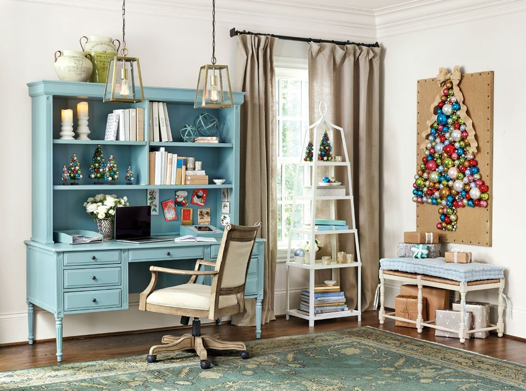 Eclectic Home Office By Ballard Designs Zillow Digs Zillow